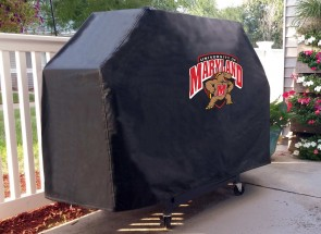 University of Maryland Logo Grill Cover