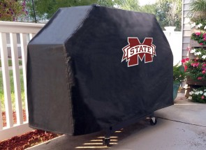 Mississippi State University Logo Grill Cover