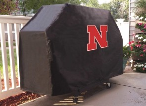University of Nebraska Logo Grill Cover