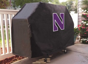 Northwestern University Logo Grill Cover