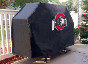 Ohio State University Logo Grill Cover