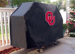 University of Oklahoma Logo Grill Cover