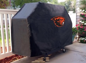 Oregon State University Logo Grill Cover