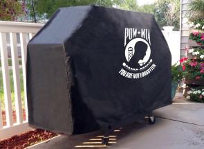 POW - MIA Logo Grill Cover