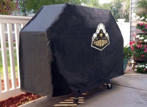Purdue University Logo Grill Cover