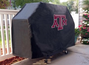 Texas A&M Logo Grill Cover