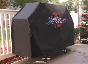 University of Tulsa Logo Grill Cover