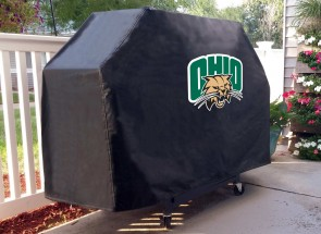 Ohio University Logo Grill Cover
