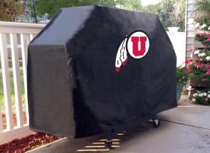 University of Utah Logo Grill Cover