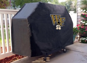 Wake Forest Logo Grill Cover