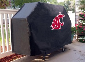 Washington State University Logo Grill Cover