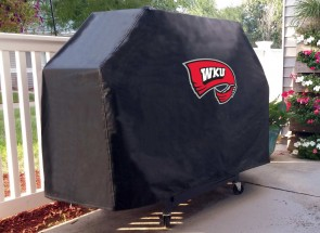 Western Kentucky University Logo Grill Cover