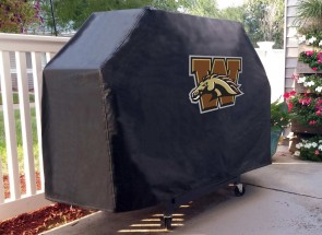 Western Michigan University Logo Grill Cover