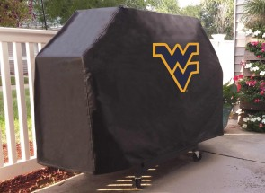 West Virginia University Logo Grill Cover