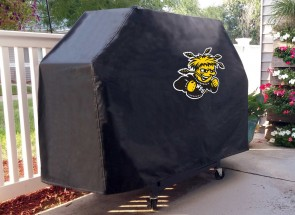 Wichita State University Logo Grill Cover
