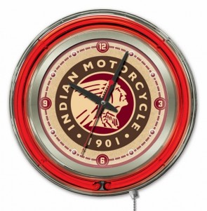 Indian Motorcycle Head 15 Inch