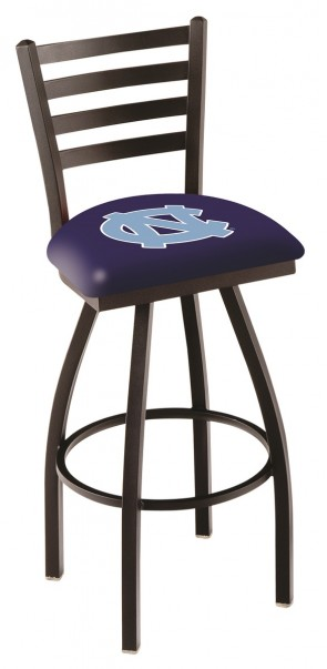 L014 University of North Carolina Logo Bar Stool