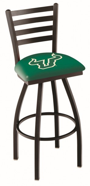 L014 University of South Florida Logo Bar Stool