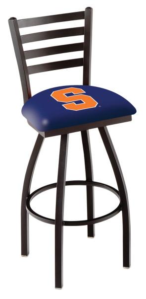 L014 Syracuse University Logo Bar Stool