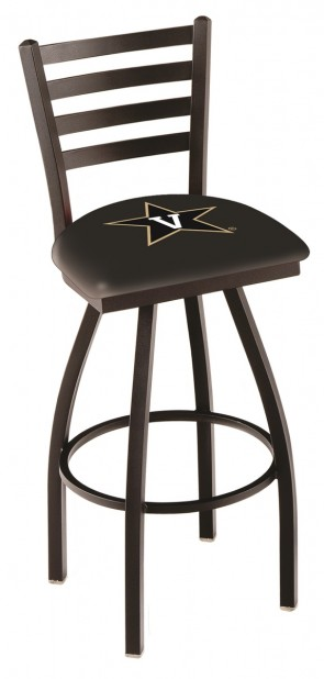 L014 Vanderbilt University Logo Bar Stool