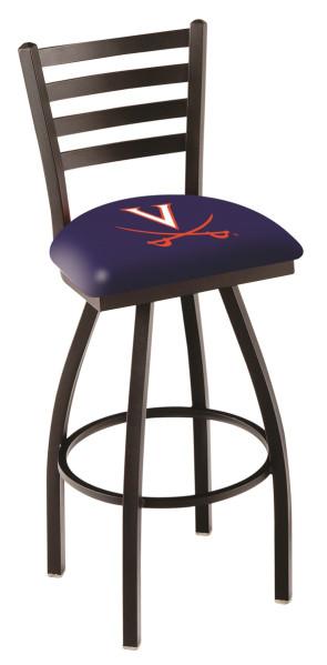 L014 University of Virginia Logo Bar Stool