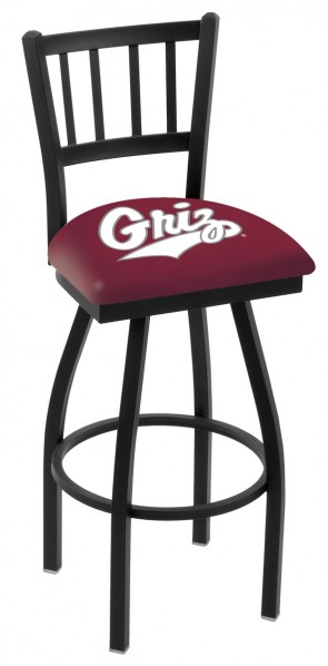 L018 University of Montana Logo Bar Stool