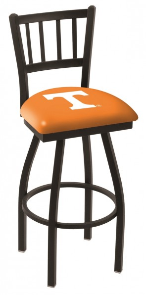 L018 University of Tennessee Logo Bar Stool