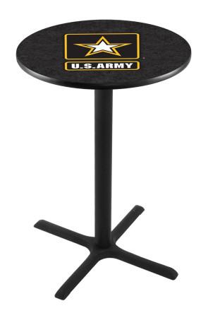 US Army L211 Logo Pub Table