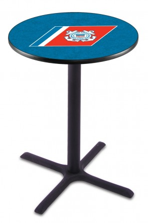 US Coast Guard L211 Logo Pub Table