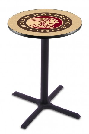 Indian Motorcycles L211 Pub Table