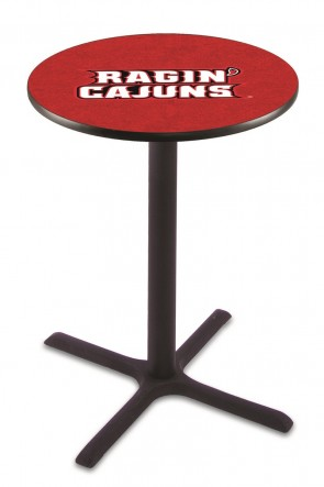 Louisiana at Lafayette L211 Logo Pub Table