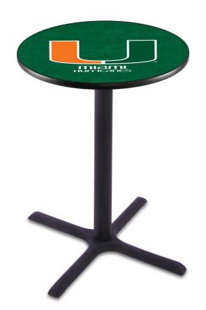 Miami L211 Logo Pub Table