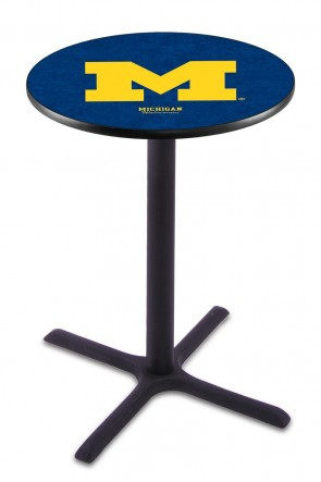 Michigan L211 Logo Pub Table