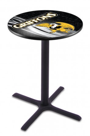 Missouri Western State L211 Logo Pub Table Design 2