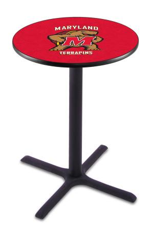 Maryland L211 Logo Pub Table
