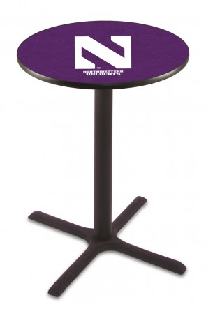 Northwestern L211 Pub Table