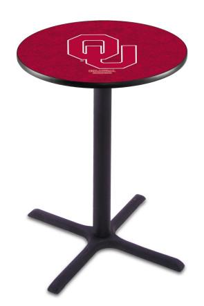 Oklahoma L211 Logo Pub Table