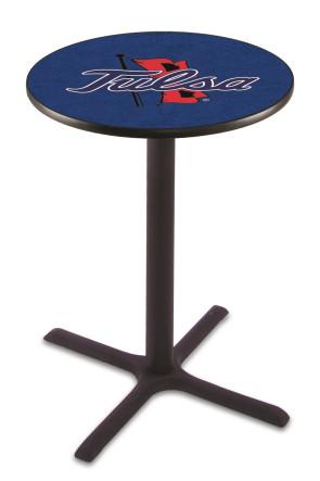 Tulsa L211 Logo Pub Table