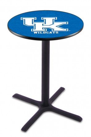 Kentucky UK Block L211 Logo Pub Table
