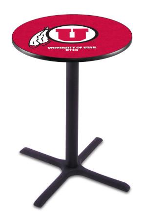 Utah L211 Logo Pub Table