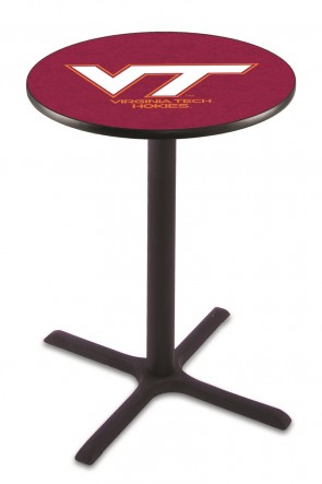 Virginia Tech L211 Logo Pub Table