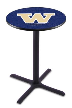 Washington L211 Logo Pub Table