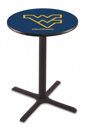 West Virginia L211 Logo Pub Table