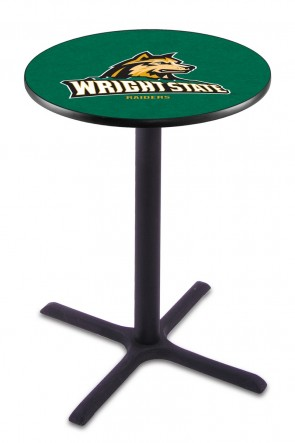 Wright State L211 Logo Pub Table