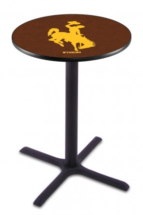 Wyoming L211 Logo Pub Table