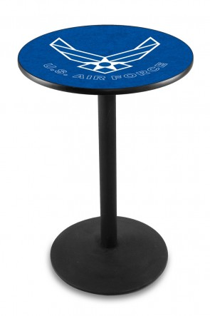 US Air Force L214 Logo Pub Table