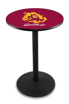 Arizona State L214 Sparky Logo Pub Table