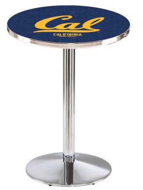 California Chrome L214 Logo Pub Table