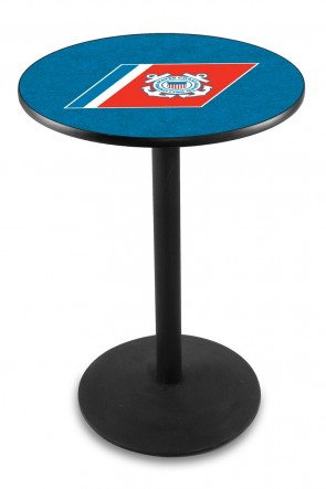 US Coast Guard L214 Logo Pub Table