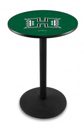 Hawaii L214 Logo Pub Table
